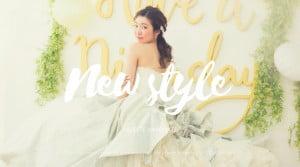 【新スタイル!】ご成人のドレスの撮影はこの背景で決まり♡【Palette函館店】