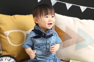 〈Palette Baby〉りんとくん@イオン上磯店/