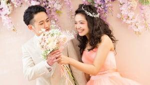 【ファクトリー店】やっぱりピンクが好き♡人気ピンクのカラードレス5着ご紹介!