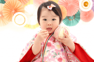 〈Palette Baby〉あかりちゃん@イオン上磯店/