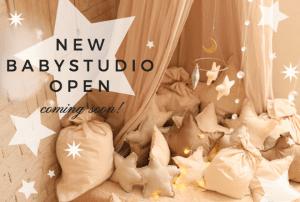 【OPENまであと4日!】Palette札幌中央店のBABY専用スタジオ★スタジオをチラ見せ.*+