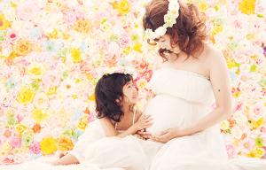 《イオン上磯店》マタニティフォトでお腹の赤ちゃんと一緒に写真を撮ろう!