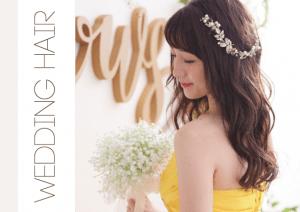 【Palette札幌中央店】プレ花嫁様の中で大流行の洋装ダウンスタイルの魅力♪