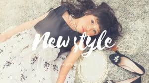 【新スタイル】ハーフ成人のドレス撮影はこの背景で決まり♡【Palette函館店】