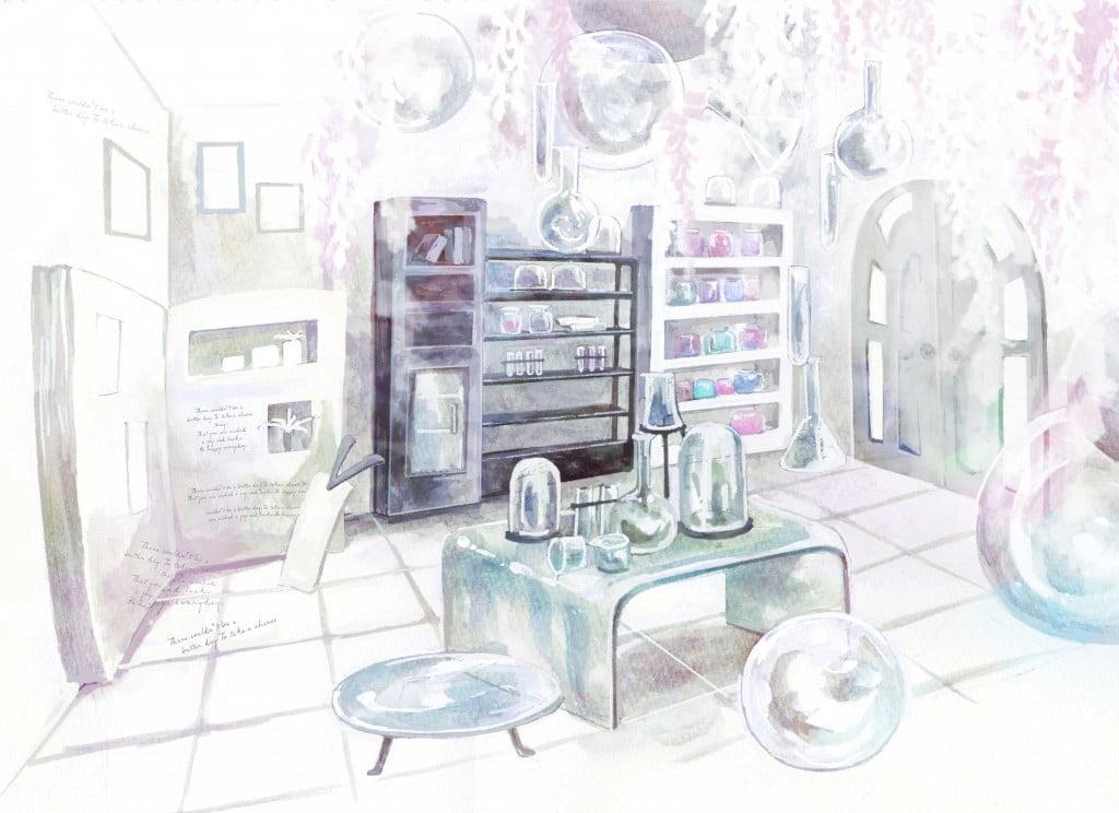 スタジオB(Dr.Sugers-museum)