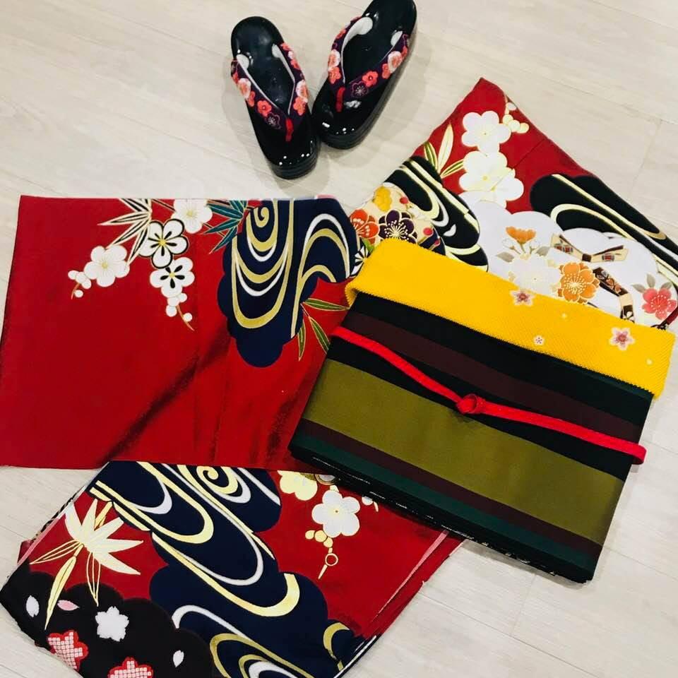 new furisode kimono