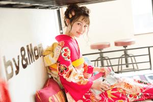 【Palette札幌中央店】イマドキハタチはロケ撮影で最先端の前撮り♡