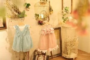 【NEW】Baby女の子衣装 新しく入荷しました☆札幌西店のおしゃれ&可愛い衣装や小物をお見せしちゃいます♫