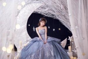 """【Palette札幌中央店】成人ドレスにまたまた新ビジュアル登場!""""Twinkle""""でゆめかわドレス写真♪"""