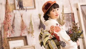 【帯広店】成人写真の新ビジュアル登場♡大人っぽい『乙女クラシカル』
