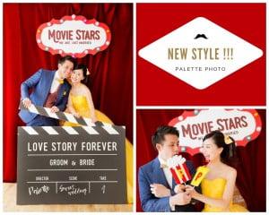 【NEW】新スタイル登場!ドラマチックなウェディング写真を撮るなら《American MovieStar》☆.*【札幌中央店】
