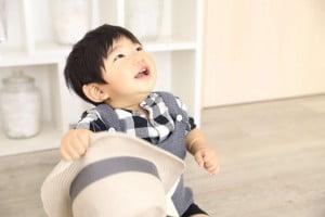 1歳記念でお越しの「けんくん」のお写真紹介!