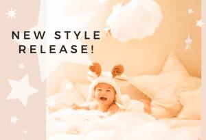 【Palette札幌中央店】BABY衣装に人気のなりきりシリーズ新作が登場♡+.*