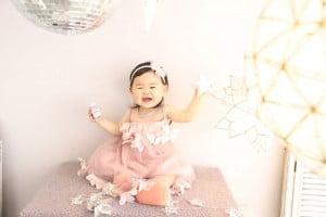 1歳記念でお越しの「ゆずきちゃん」のお写真紹介!