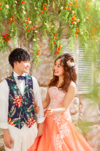 【Spring】これからの季節におすすめの白ドレス&カラードレスのご紹介*【旭川店】