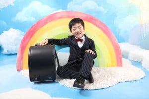 入学記念でお越しの「そうすけくん」のお写真紹介!