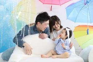 百日から1歳へ・・・お子様の成長の記録を札幌西店で残しませんか?