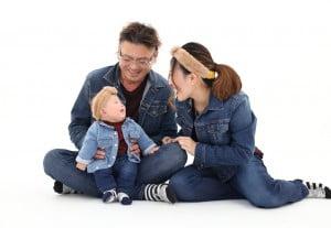 【ウイングベイ小樽店】家族写真もぱれっとで♡小樽店で実際に撮られた家族写真をご紹介