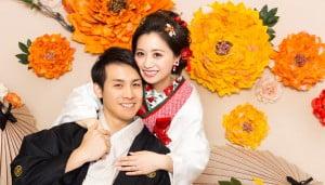 【Palette札幌中央店】オシャレ花嫁に大人気♡白無垢アレンジコーデをご紹介!!