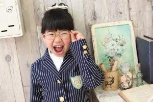 【入学撮影】あいなちゃん/ウイングベイ小樽店