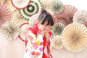*お客様紹介*七五三記念の撮影に来てくれたゆりんちゃん@ぱれっと函館店