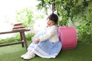 入学記念でお越しの「こはるちゃん」のお写真紹介!