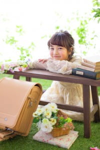 【ウイングベイ小樽店】入学撮影はもうお済みですか?後撮りもぱれっとがかわいい♡