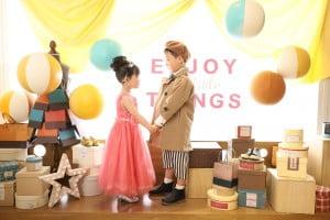 【祝♡W記念】ご兄弟での記念も札幌西店で可愛く撮影しませんか?