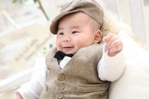 百日記念の撮影に来てくれた☆こうきくん☆【イオン上磯店】