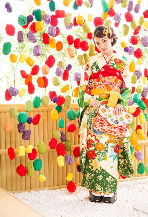 札幌 成人式 前撮り