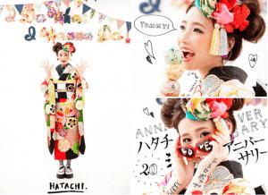 【ウイングベイ小樽店】成人はぱれっとがかわいい!フォトギャラリーをご紹介!