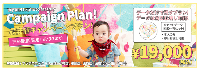 palette baby plan