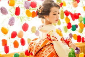 【ウイングベイ小樽店】8月キャンペーン!新作振袖試着会のお知らせ!