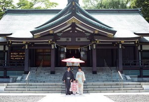 札幌で七五三のお宮参りにオススメな神社をご紹介!札幌東区にOPENする「写真工房ぱれっと札幌東店」で記念写真を♪