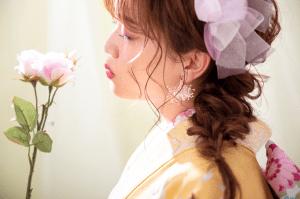 【ファクトリー店】成人写真の新ビジュアル登場♡『feminine × light』
