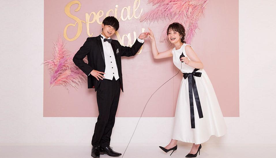 札幌 指輪 前撮り 結婚