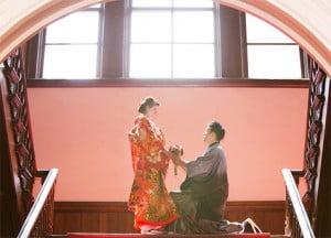 """【ファクトリー店】札幌の有名観光地の""""赤れんが庁舎""""での撮影は今がチャンス?!魅力をたっぷりお伝えします♡"""