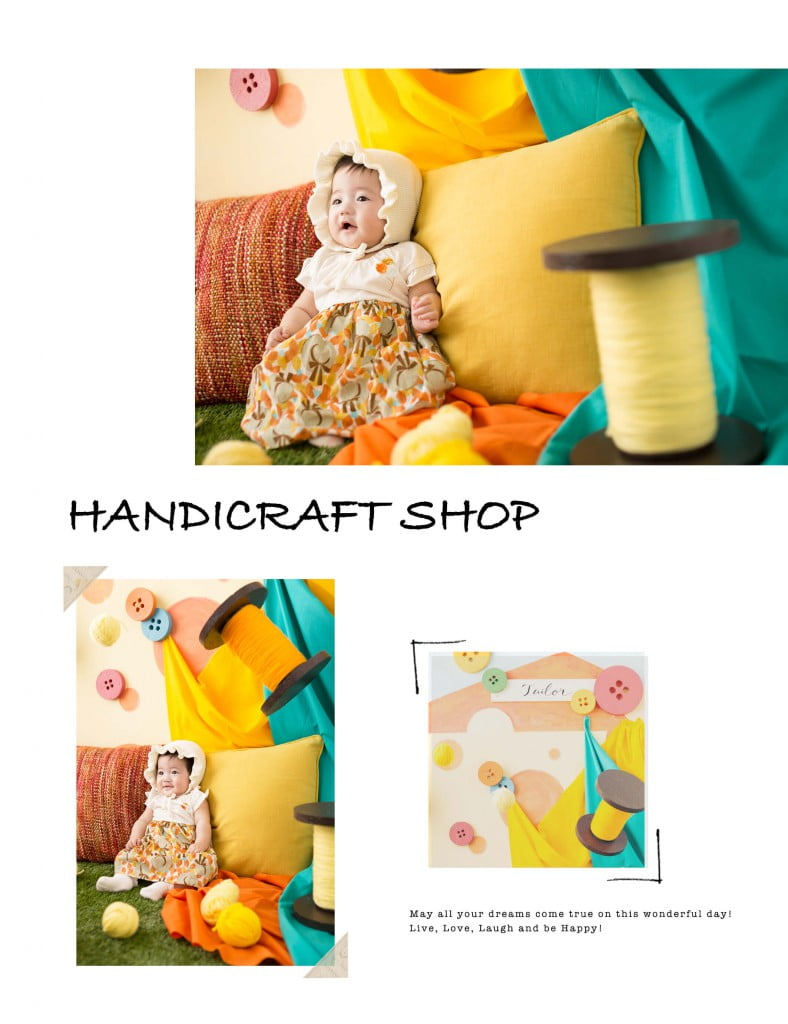 4.Handicraft shop