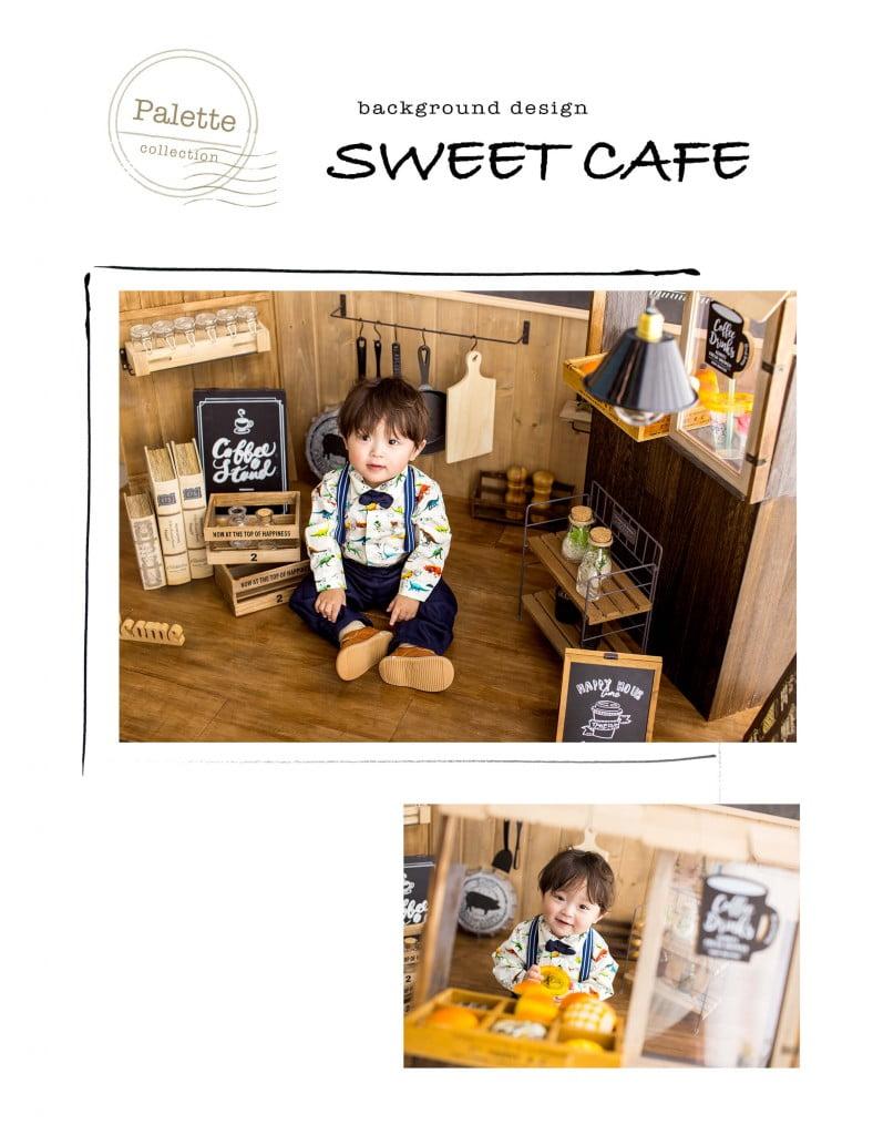 6.SWEET CAFE