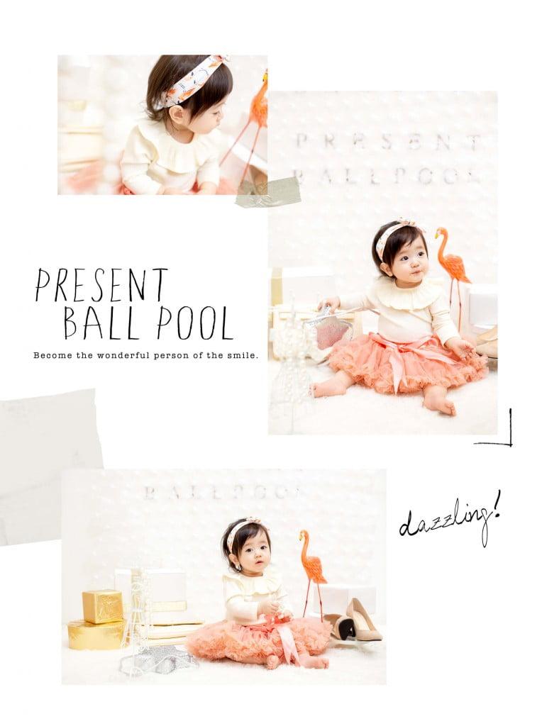8.Present ball pool