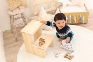 *お客様紹介*1歳のお誕生記念の撮影に来てくれたりくくん@ぱれっと函館店