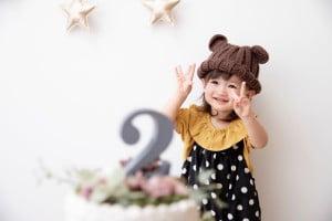 2歳お誕生日おめでとう♡札幌西店でお祝いしませんか♬
