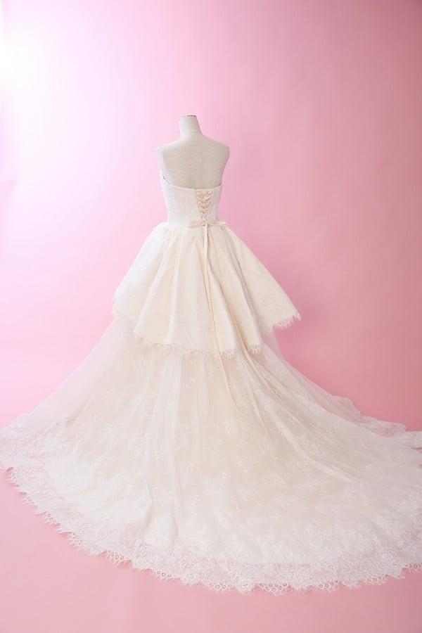 札幌 前撮り 結婚 ドレス