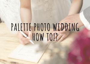 前撮り 結婚 写真