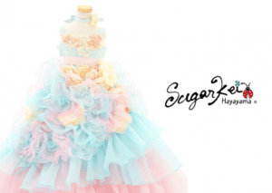 七五三♡新作ブランド&人気&可愛い!女の子♡憧れのドレスで撮影しちゃおう♪【函館北斗店】