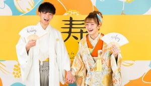 【札幌中央店】和装Styleをもっと可愛く♡『色掛下』のトッピングでオシャレ度1RUNK UP♪.*