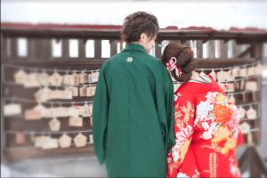 札幌 前撮り 結婚 ロケーション
