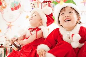 【クリスマスプレゼントをお考え中の方へ♡】お子様の可愛いお写真をご親戚の方へプレゼントしちゃおう♪