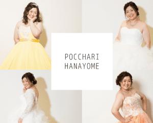 【Palette札幌中央店限定】ぽっちゃり花嫁さんドレスが今熱い!♡♡ウェディングドレスを徹底分析⁎⁺˳✧༚