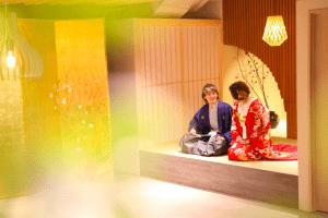札幌フォトウエディング♡大好評!本格和装「和モダン」最新スタジオご紹介【ファクトリー店】